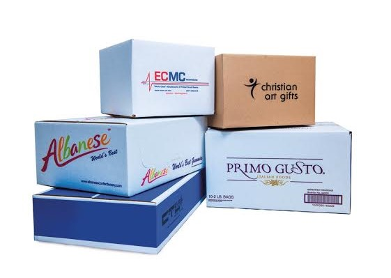 Image result for Printed Cardboard Boxes