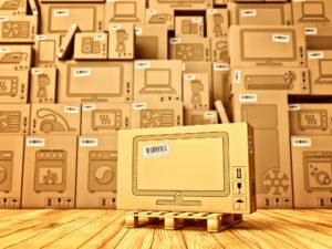 electronics shipping